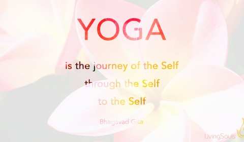 WS Yoga quote